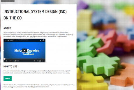 Click here to view ISD on the GO